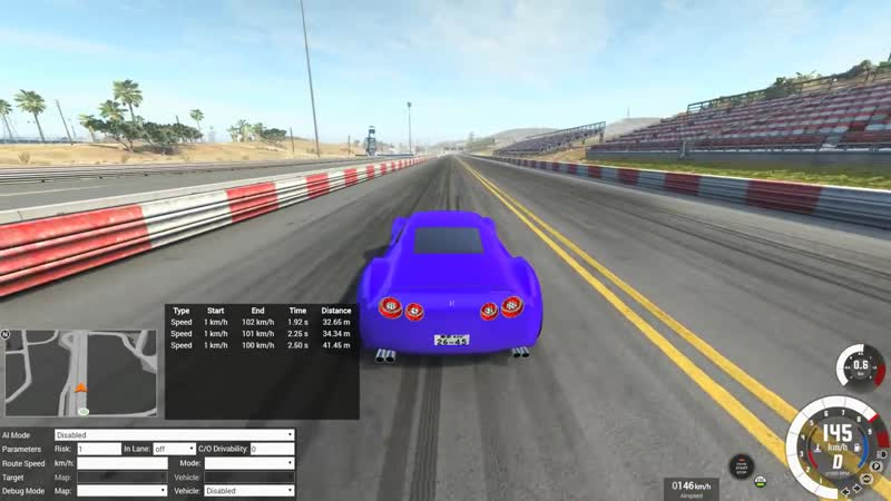 [Draken] 1000 СИЛ, которые построил я ПРОТИВ ВАЗ ОКА! BeamNG Drive