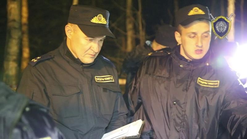 Следственным комитетом устанавливаются обстоятельства убийства сотрудника ГАИ в Могилевской области