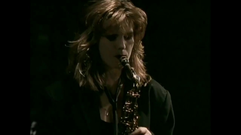 Candy Dulfer Dave Stewart - Lily was here (1989)
