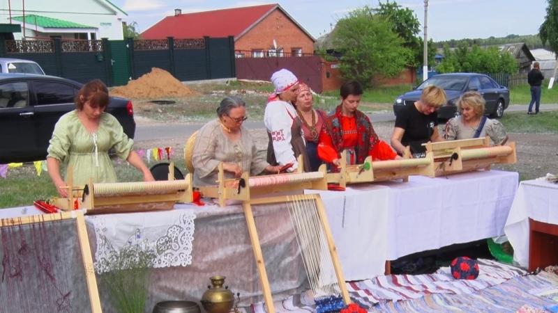 КультурнаяМозаика Ткачество Самарская область село Васильевка Рассвет