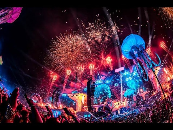 Самый лучший Диджейскый концерт в мире 2018 (Tomorrowland 2018)