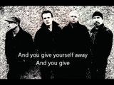 U2-With Or Without You(with Lyrics).wmv