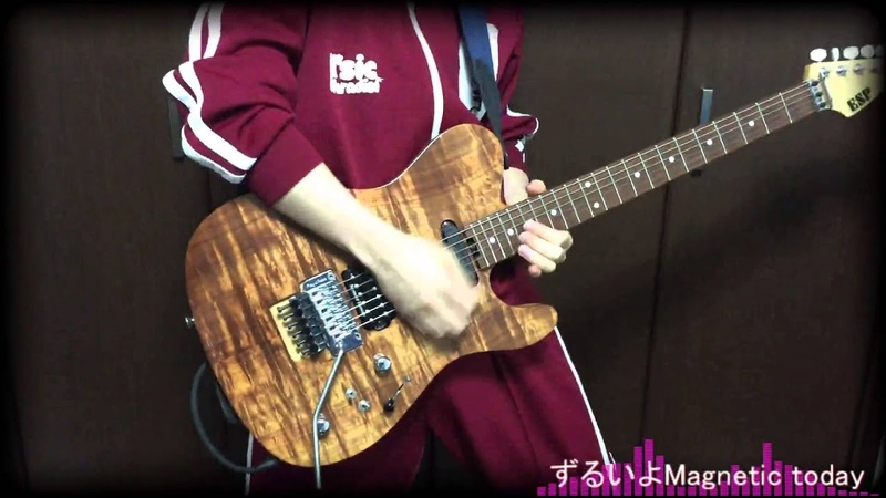 【ラブライブ!】 ずるいよMagnetic today ギターで弾いた【矢澤にこ生誕祭】