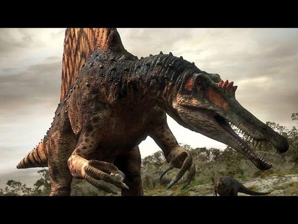 Mas grande que el T.REX: El Spinosaurus un Depredador Implacable