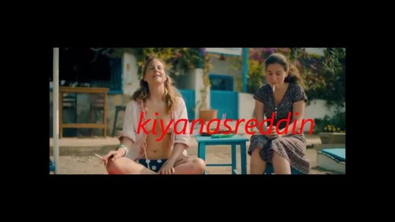 Türk sinemasında sahilde erotizm rüzgarları - topless celebs on the Turkey beach in the turkish film