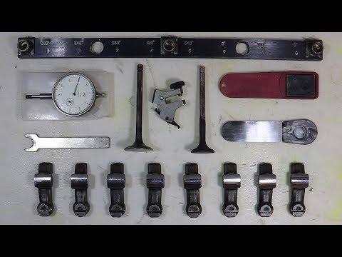 ПРАВИЛЬНАЯ регулировка ЗАЗОРОВ КЛАПАННОГО механизма ВАЗ классика (LADA 2101-07)