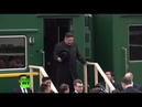 First time in Russia: Kim crosses border on way to Vladivostok summit with Putin
