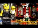 LEGO Ninjago 70643 Храм Воскресения Обзор. Они-маски Сынов Гармадона