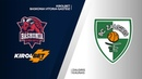 KIROLBET Baskonia Vitoria-Gasteiz - Zalgiris Kaunas Highlights | EuroLeague RS Round 24