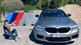 625 л.с. M5 Competition – теперь быстрее E 63 AMG! Тест-драйв и обзор новой версии в Ascari! BMW