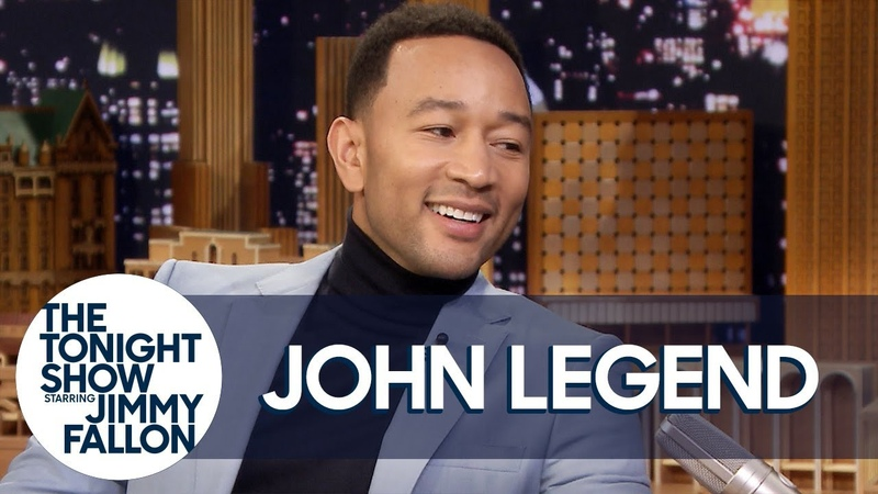 Kelly Clarkson, Adam Levine and Blake Shelton Hazed John Legend on The Voice