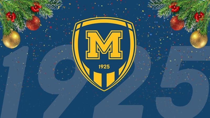 Вітання з Новим роком від засновників ФК Металіст 1925 і учасників Клубу вболівальників