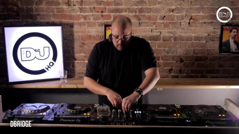 DBridge - Live @ DJMag HQ [09.03.2018]