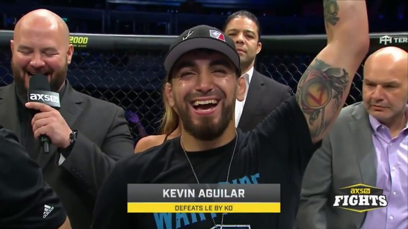 LFA 40 Highlights: Aguilar vs Le