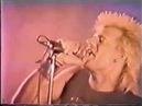 GBH Live 1995 Scotland