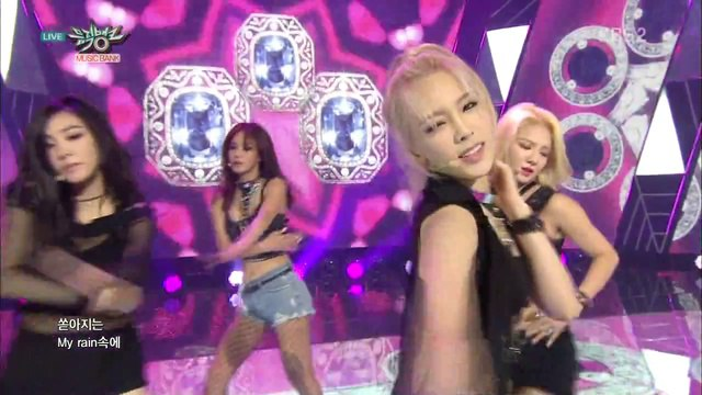 Girls' Generation 소녀시대_Comeback Stage 'You Think'_KBS MUSIC BANK_2015.08.21