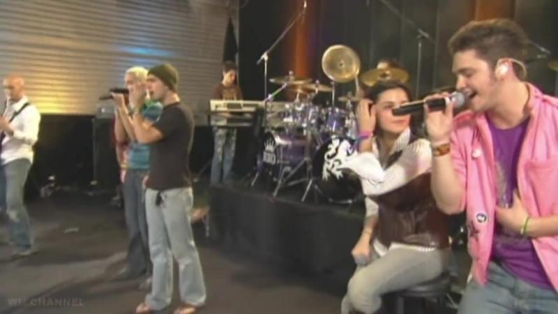 RBD - Ser o Parecer - El Ensayo - DVD - Celestial Edición Especial
