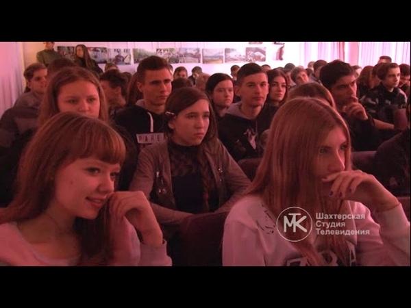 Как живешь, молодежь? Встреча с народным артистом РФ В.Стужевым.