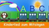 ABC Lied - Sing mit (Karaoke Version) mit Text am Monitor - Yleekids Deutsch