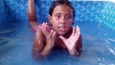 Desafio na piscina