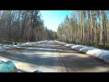 Немного ровных, чистых и сухих дорог Ленинградской области! =))
