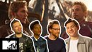 Avengers: Infinity War Cast Play WHO SAID IT?: AVENGERS EDITION!   MTV Movies
