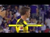 «Аустрия» Вена 0:1 «Боруссия» Дортмунд // Обзор матча