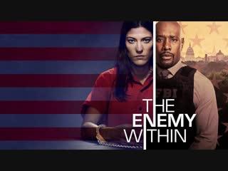 The Enemy Within (NBC) Trailer HD - Jennifer Carpenter Morri