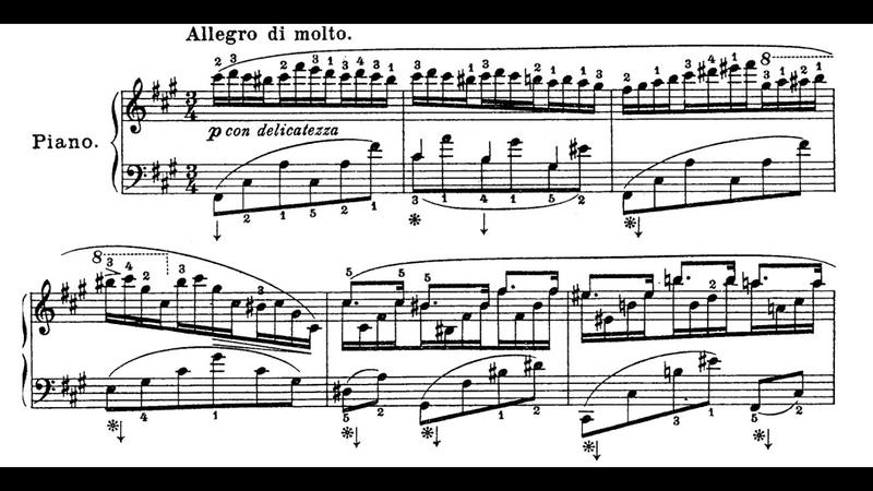 Bortkiewicz - Etude Op. 15, No. 9, Allegro di molto (F minor) - Cyprien Katsaris Piano