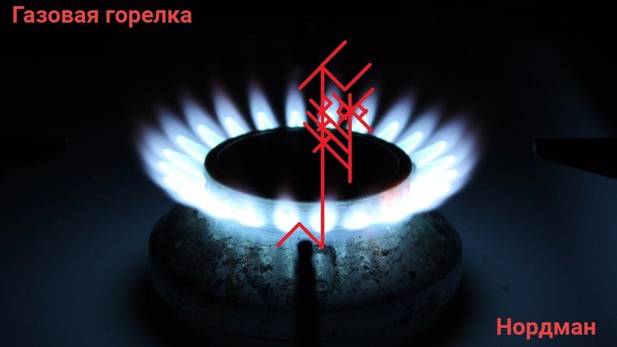 Газовая горелка - выжигатель стереотипов, обид, комплексов. 3iuLClm4icM