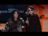 Revolver Golden Gods 2013 - Most Dedicated Fans, presented by XBOX Live