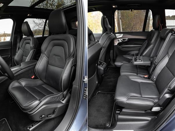 Новый «Туарег» против Volvo XC90: кто круче