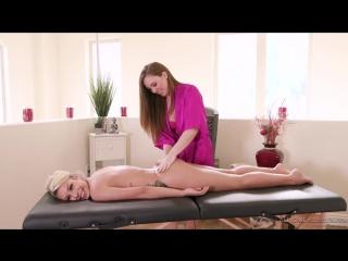 Carmen Caliente, Maddy O'Reilly – Teacher's Tramp [Fantasy Massage, Big Ass, Lesbian, Massage]