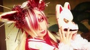 Asagi D「妖狐の嫁入り」電子絵巻物公開