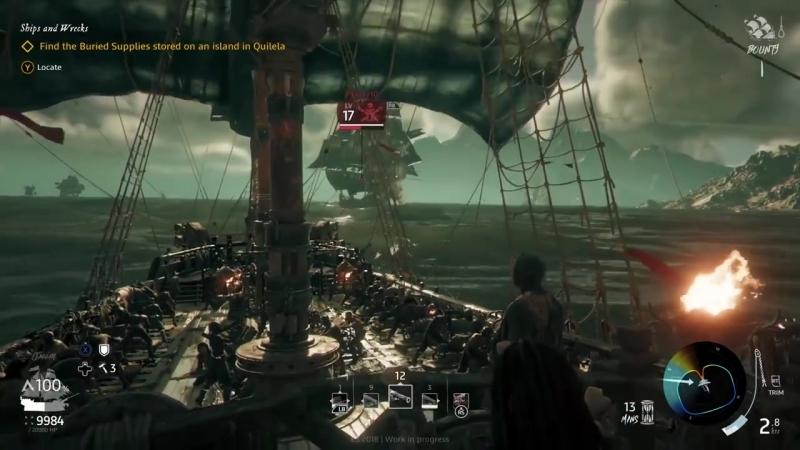 Skull and Bones Gameplay - SEA DAD GOES WILD AT SEA