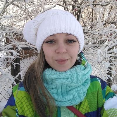 Ульяна Лекомцева