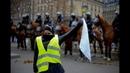 Paris un début d'acte V des Gilets jaunes dans le calme