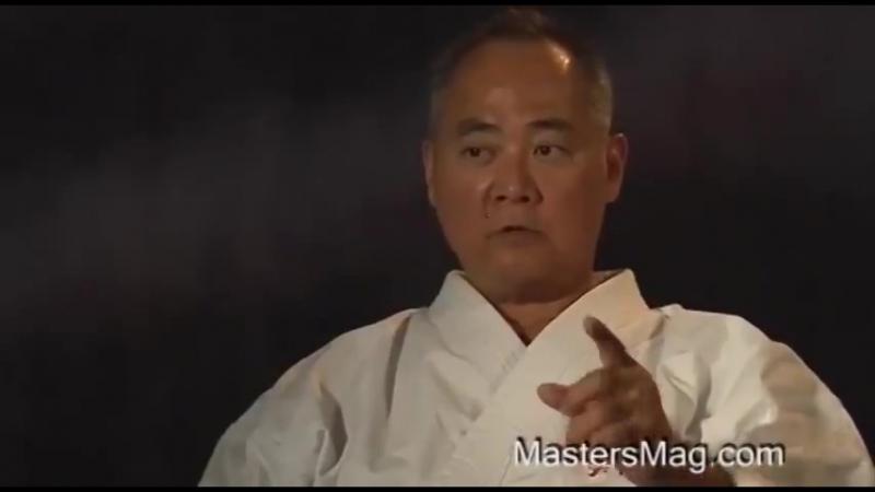 О каратэ без секретов от Кеннета Фунакоши