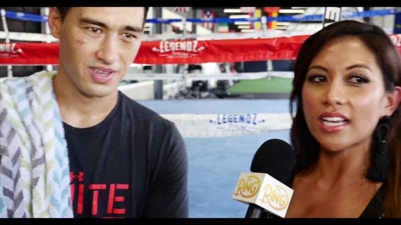 Dmitry Bivol: I made a fist and accidentally knocked him out. That's boxing!