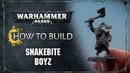 How to Build Snakebite Boyz