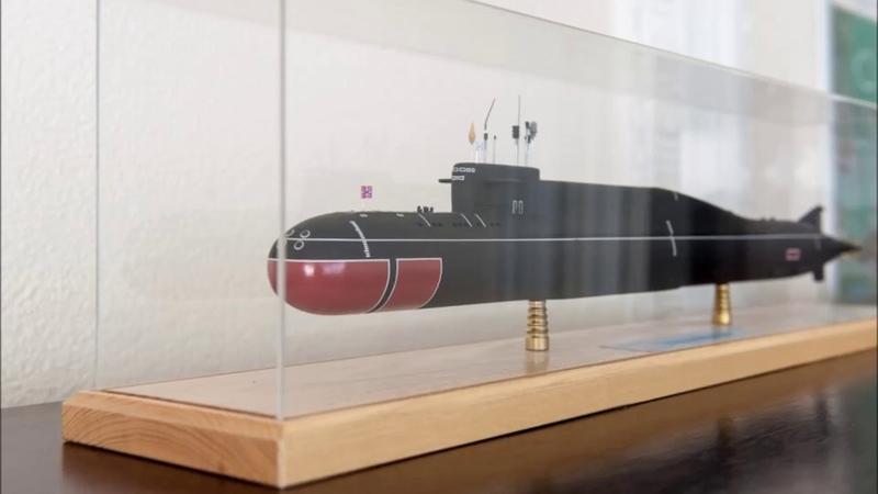 К 84 Екатеринбу́рг атомный ракетный подводный крейсер стратегического назначения