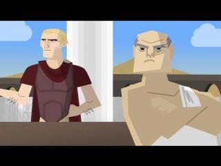 История против Октавиана Августа [TED-Ed]