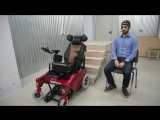 Brainwheelchair interface