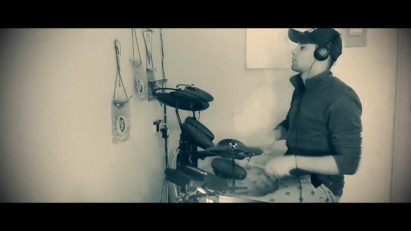 Within Temptation - Frozen - Drum Cover
