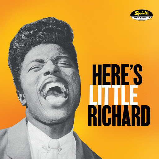 Little Richard альбом Here's Little Richard (Deluxe Edition)