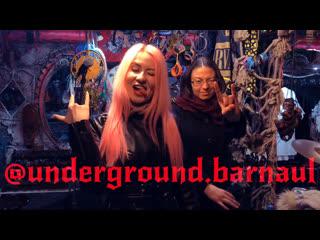 Наш инстаграм: @underground.barnaul ⚡️ #рок22 барнаул ⚡️ rock girls