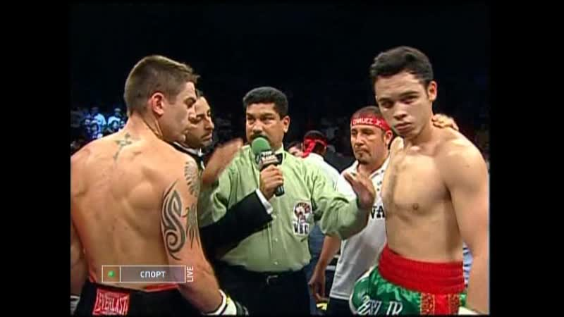 2009-09-12 Julio Cesar Chavez Jr vs Jason LeHoullier