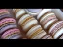 Macarons by @Pastila tort