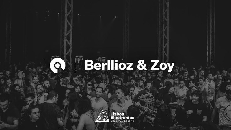 Berllioz Zoy [Live] @ Lisboa Electronica 2018 (BE-AT.TV)