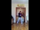 Ваграм Петросян a.k.a. Shah popping (home popping freestyle) part 3
